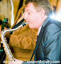 Saxaphone a Cape Cod wedding reception music